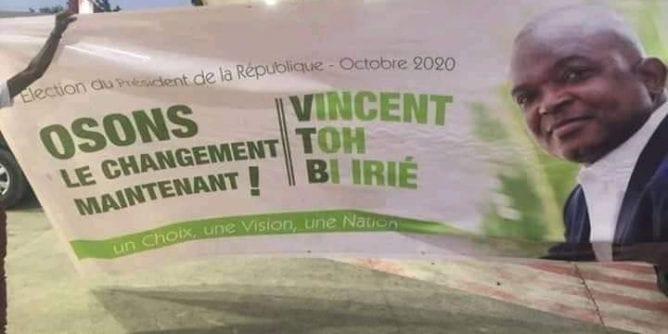 Voici pourquoi la candidature de Vincent Toh Bi Irié risque d'être invalidée