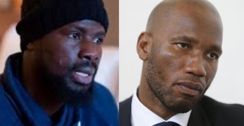 Emmanuel Eboué : « Didier Drogba ne m'a pas aidé quand j'avais mes problèmes… »