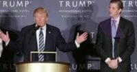 Présidentielle aux USA: ce fils de Trump contraint de témoigner