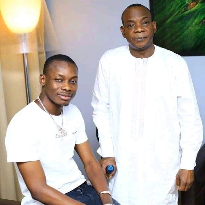 Toumani Diabaté envoie un message de soutien à son fils
