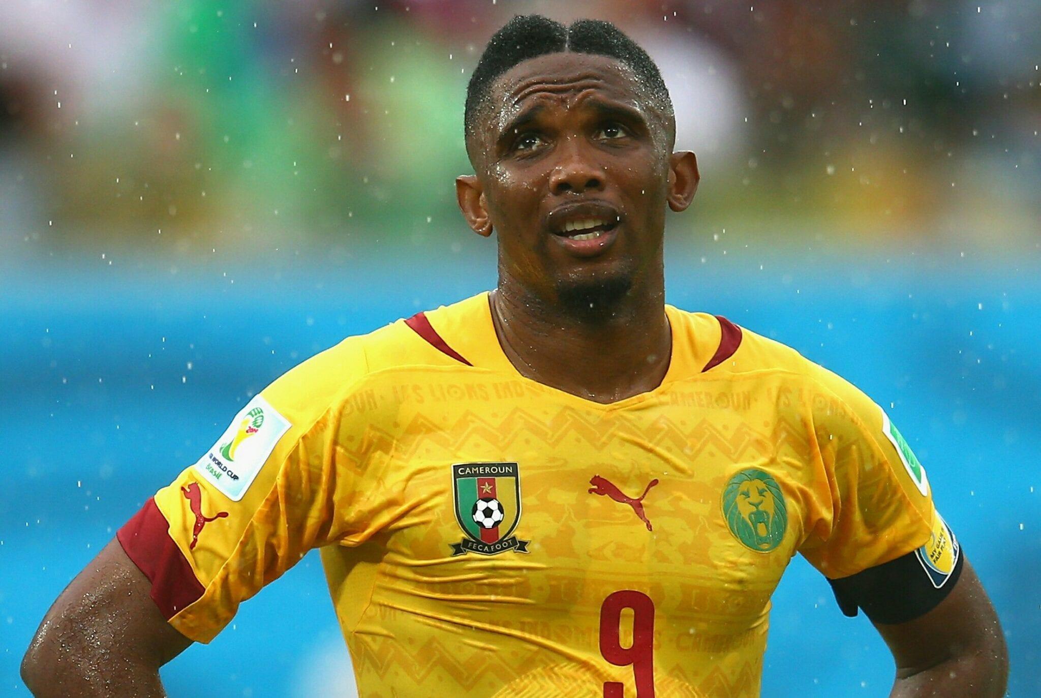 Football : le message émouvant de Samuel Eto'o, un an après sa retraite