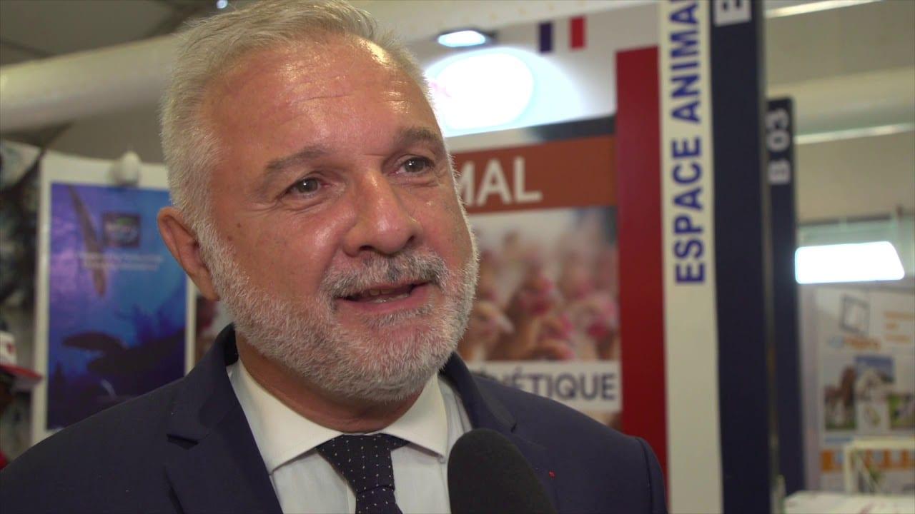 Gilles Huberson, l'ambassadeur de France à Abidjan rappelé à Paris