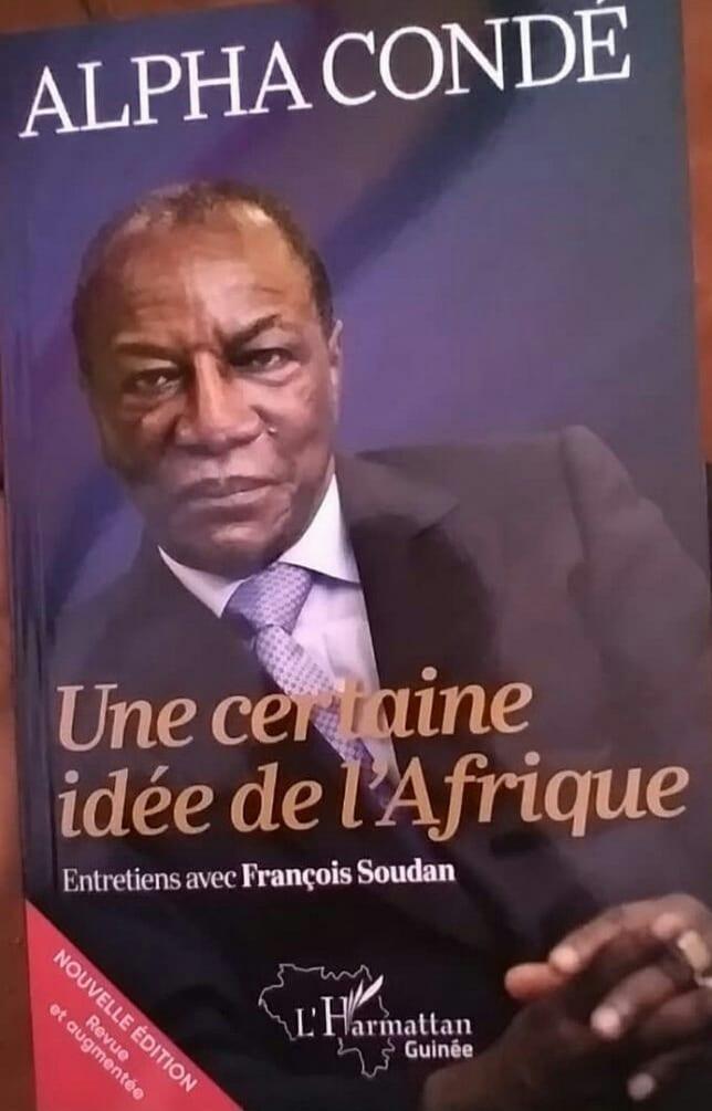 Guinée : Alpha Condé  vient de publier un livre