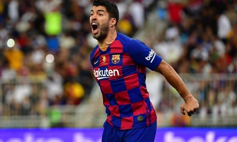 """Hashtag #9raciasLuis : découvrez l'hommage des """"Twittosphères"""" à Luis Suarez"""