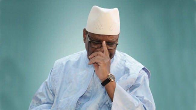 La mort d'Ibrahim Boubacar Keita ( IBK) annoncée sur les réseaux sociaux