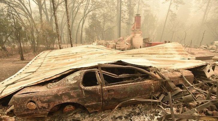 Incendies aux États-Unis : 500 000 personnes évacuées d'urgence dans l'Oregon