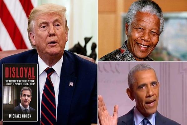 « J'emmerde Mandela, les Noirs ne sont pas mon peuple » : Trump face à une nouvelle polémique