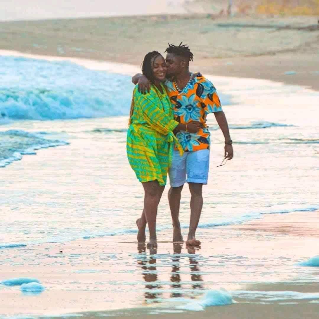 Bebi Philip et l'actrice sénégalaise Khalima Gadji en couple ?