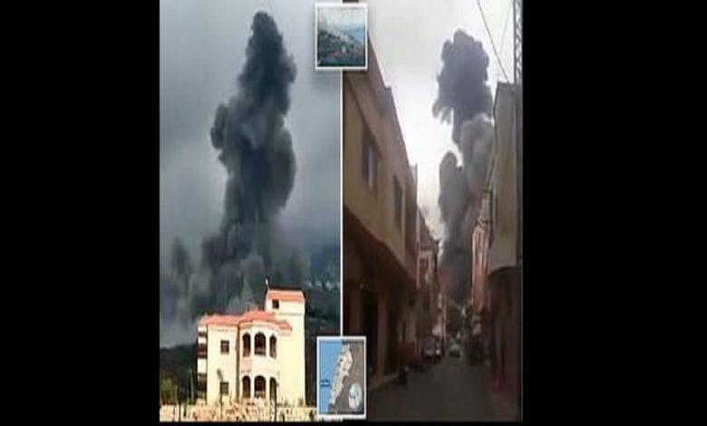 Le Liban frappé par une autre explosion au dépôt d'armes du Hezbollah