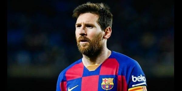 Lionel Messi dévoile les 4 records qu'il vise cette saison
