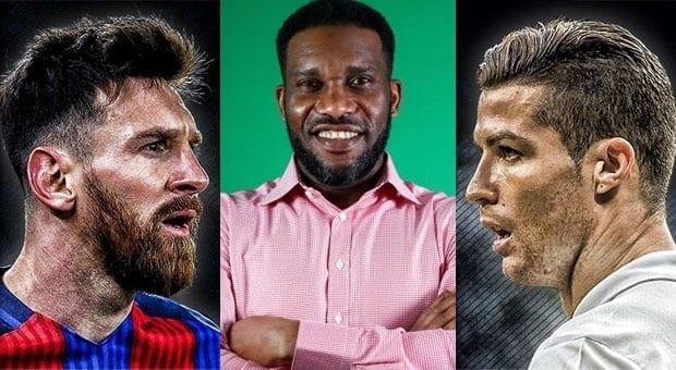 Lionel Messi ou Cristiano Ronaldo? Jay-Jay Okocha a fait son choix