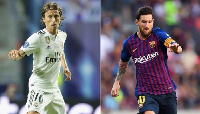 Luka Modric : « le départ de Messi permettra à d'autres joueurs de devenir des stars »