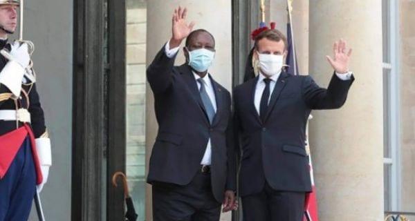 Ces révélations de JA sur la rencontre Macron-Ouattara