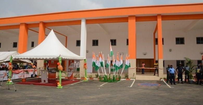 Mairie de Yopougon : le palais célèbre 52 mariages ce jour