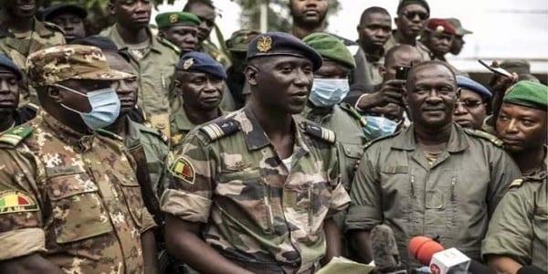 Mali : La junte appelle à la levée des sanctions économiques