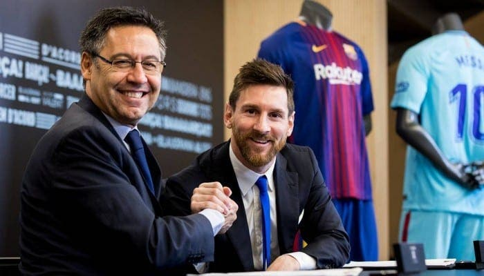 Mercato : Messi, les choses se compliquent, l'Argentin pourrait rester au Barça !