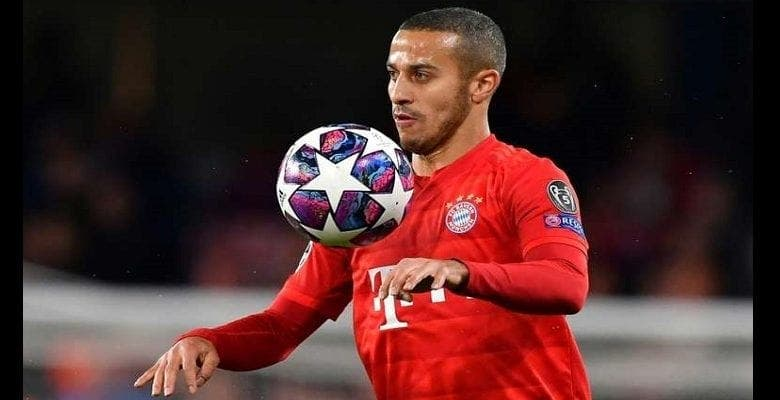 Mercato : Thiago Alcantara sur le point de signer dans ce grand club de Premier league