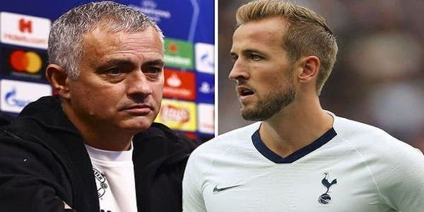 Mourinho: sa réaction quand Harry Kane se compare à Messi et Ronaldo
