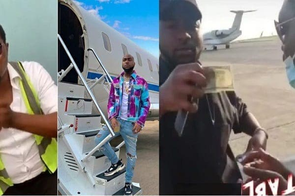 Nigeria : un employé d'aéroport « suspendu » pour avoir « demandé de l'argent à Davido » (vidéo)