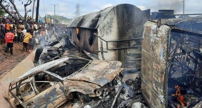 Nigeria : L'explosion d'un camion-citerne fait plusieurs morts