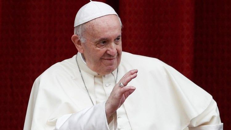«Le plaisir sexuel est tout simplement divin» Pape François