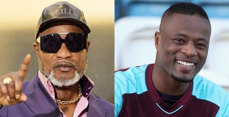 Patrice Evra imite Koffi Olomidé: Matuidi, Adébayor et plusieurs stars réagissent-Vidéos