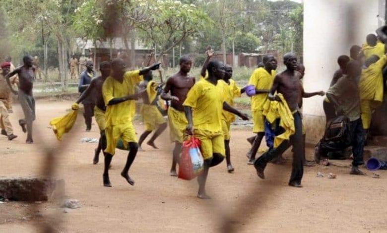 Prison Break : 215 prisonniers s'évadent d'une prison en Ouganda