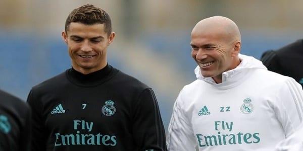 « Quand je prendrai ma retraite, je pourrai dire que j'ai entraîné ces 5 joueurs » déclare Zidane