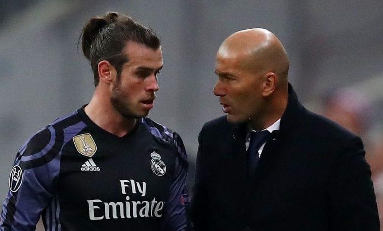 Real Madrid : ce qu'a dit Bale à Zidane lors de son voyage d'adieu à l'entraînement !