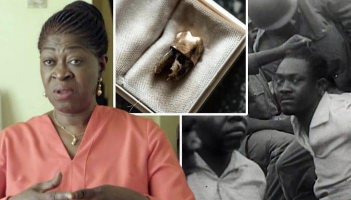 Restitution d'une dent de Patrice Lumumba par la Belgique: sa fille Juliana Lumumba réagit