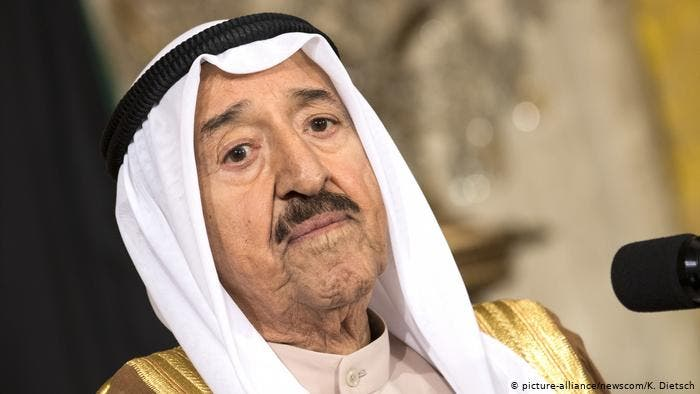 Décès de l'émir du Koweït Sabah al-Ahmad al-Sabah
