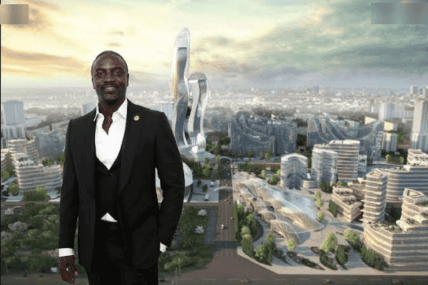 Sénégal : Akon dévoile l'architecture de sa ville futuriste de 6 milliards de dollars (vidéo)