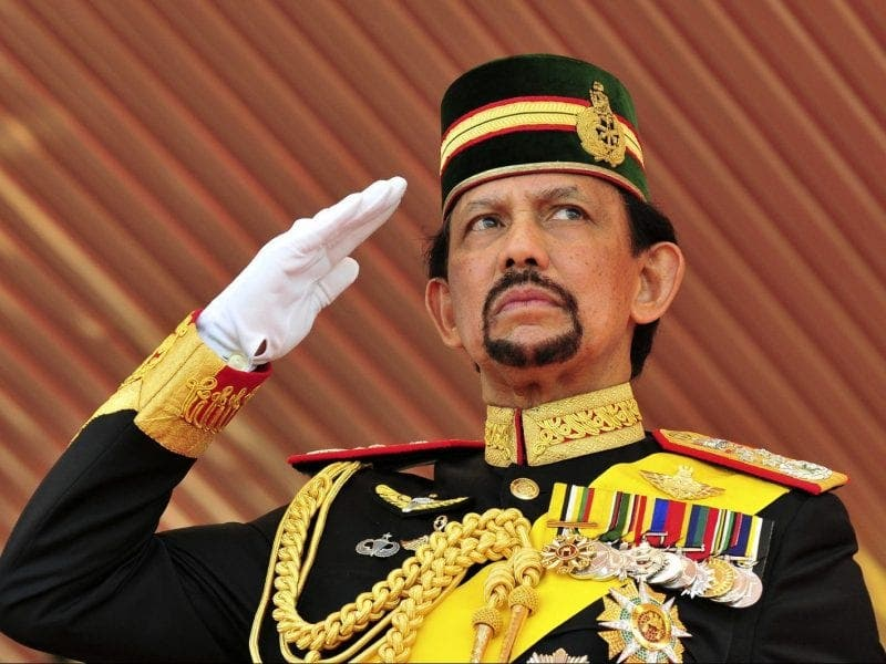 Le Sultan de Brunei, le plus grand collectionneur de voitures au monde
