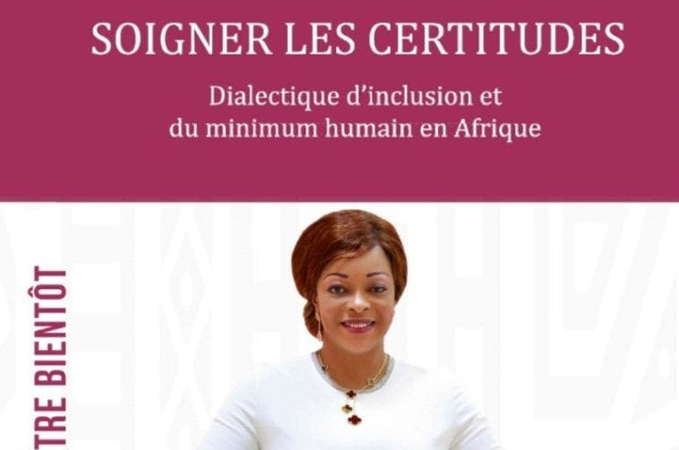 La Béninoise Reckya Madougou lance un nouvel ouvrage