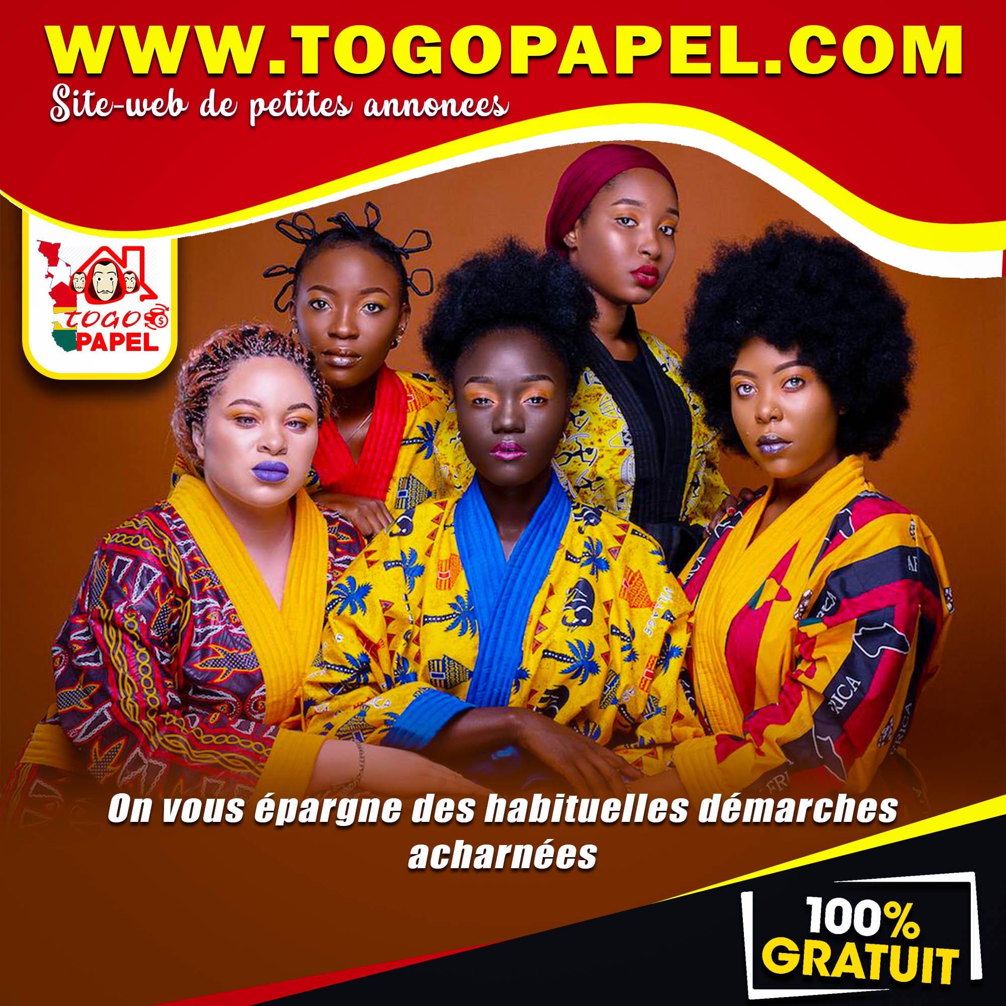 Togo: Comment créer son compte sur Togopapel.com (video)