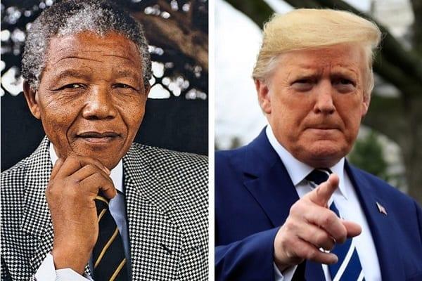 « Un dirigeant ne peut pas être arrogant, superficiel et mal informé » : la Fondation Mandela tacle Donald Trump
