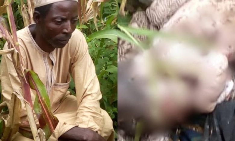 Un homme arrêté pour avoir enterré vivant son petit-fils