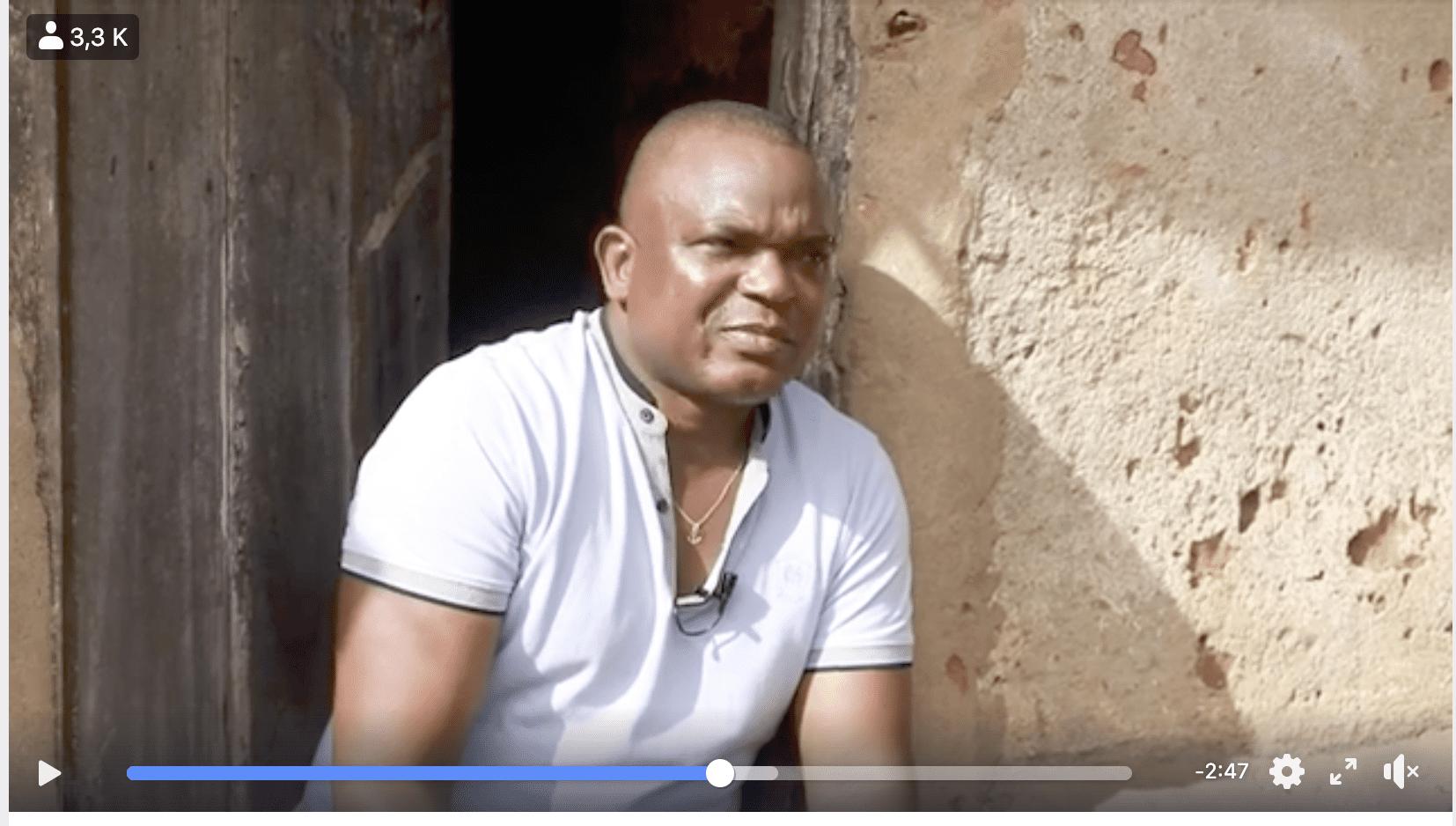 EXCLUSIF/ Vincent Toh BI Irié réagit enfin par rapport à sa candidature à la présidentielle :  (Vidéo)