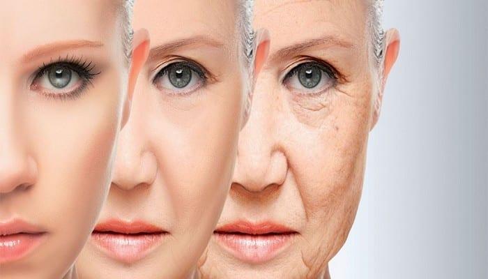 Voici la raison pour laquelle nous avons les rides en vieillissant