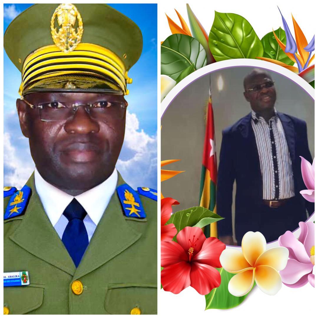 Nécrologie: Hommage à Tonton AGOUDA Abalika Inspecteur et Commandant des douanes au Togo