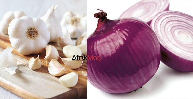 L'ail et L'oignon : recettes insolites pour la pousse de cheveux