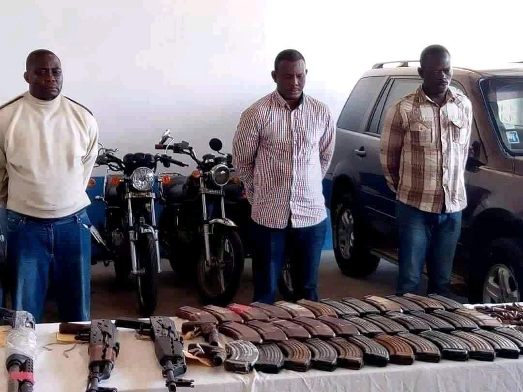 Togo: Un dangereux réseau de braqueurs démantelé par la Police