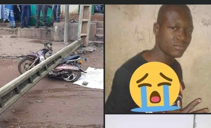 Mali : Un poteau électrique tue un motocycliste