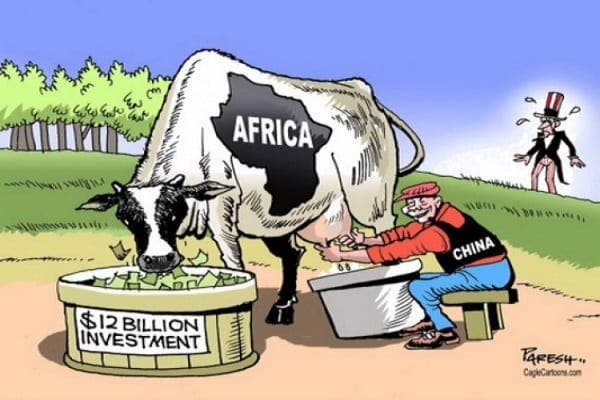 Voici comment la Chine et l'Occident recolonisent l'Afrique