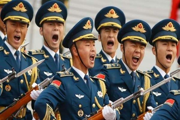 la Chine veut installer des bases militaires dans quatre pays africains