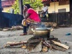 Ghana: 2 ans de prison pour un homme qui ne mange pas à la maison