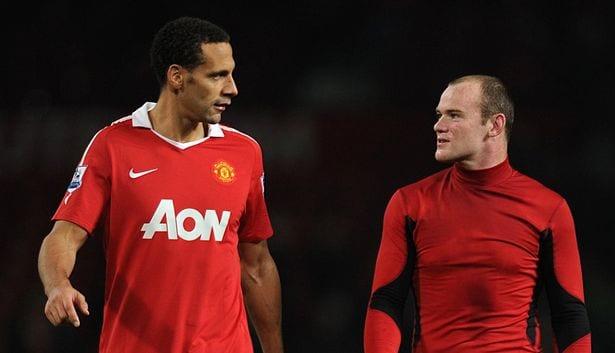 Wayne Rooney et Rio Ferdinand se donnent rendez-vous sur un ring