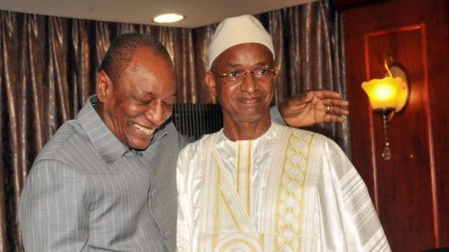 Présidentielle en Guinée: Alpha Condé déjà en tête des résultats