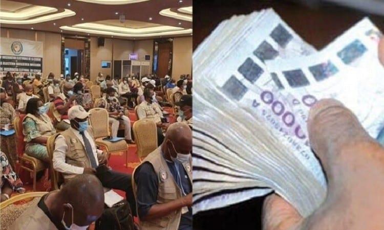 Guinée : les observateurs de la CEDEAO n'ont pas partagé de grosses sommes
