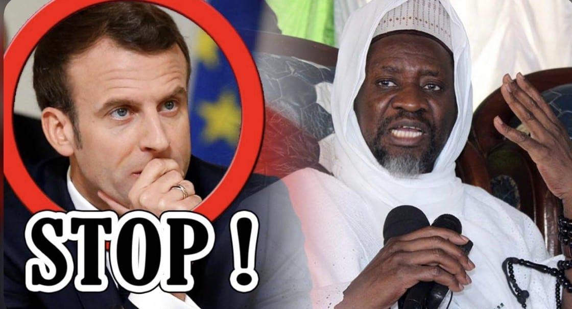 Discours contre l'Islam: Le porte-parole de Médina Baye tance Macron